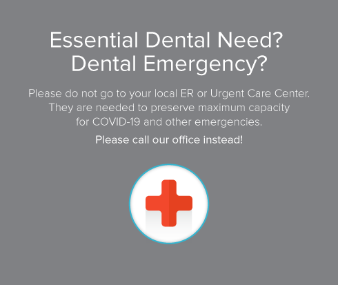 Essential Dental Need & Dental Emergency - Park West Dental Group and Orthodontics